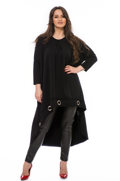 Divatos nagy ruha, tavaszi bő fazonú felső, ruha gyártás, ruha nagykereskedés.