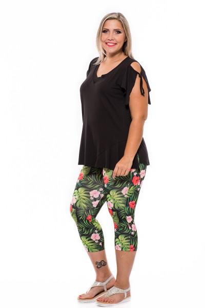 Letné nohavice, farebné elastické nohavice, nohavice pre moletky, moderné nohavice na gumičku