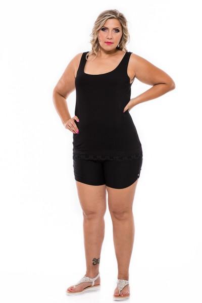 Nyári rövid nadrág, nagy méretű rövid nadrág.