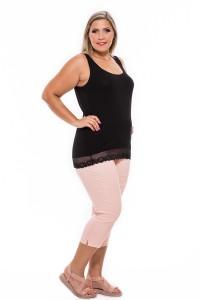 Nyári nadrág, színes elasztikus nadrág, moletti nadrág, gumis divatos nadrág.