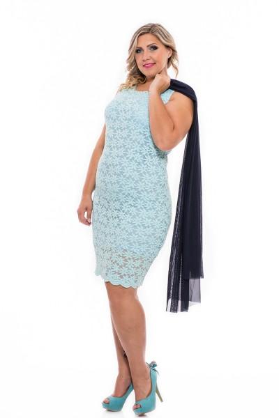 0014ff12555b Csipke elegáns alkalmi ruha, ujjatlan ruha, ruha nagy méretben, molett ruha,  magyar