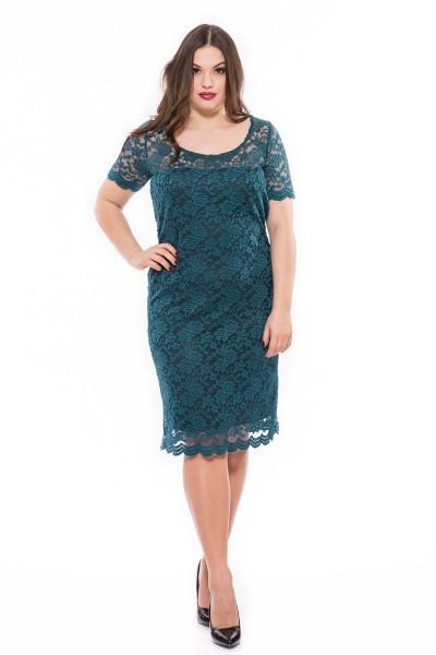 Čipkované spoločenské mladistvé šaty, elegantné šaty pre moletky, čipkované šaty pre svadobné mamy