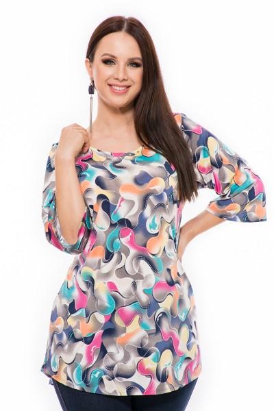 Blúzka pre moletky, móda pre bacuľky, jesenné oblečenie, webshop s oblečením