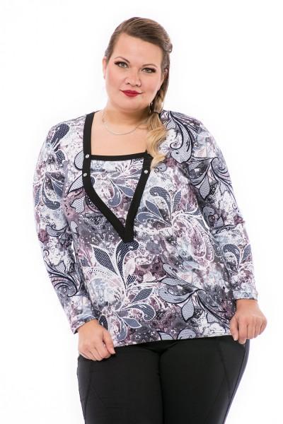 Hosszú ujjú felső, mintás póló, magyar ruha nagykereskedés.