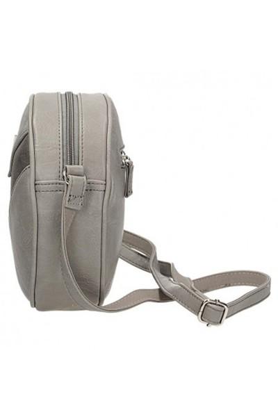 Divatos David Jones táska szürke női táska