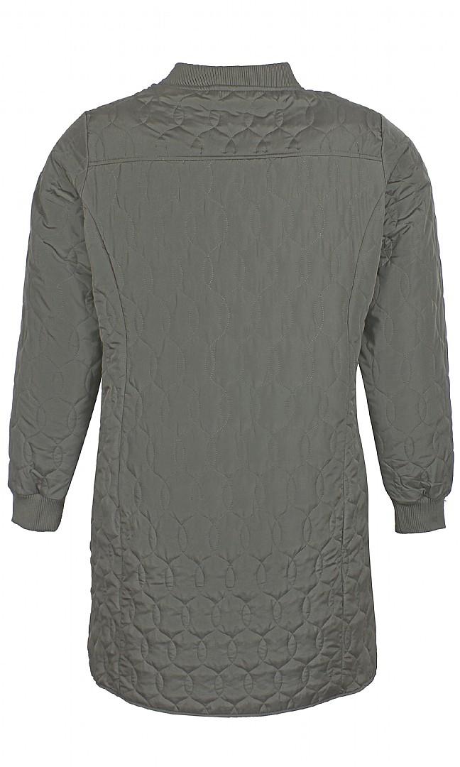 Átmeneti kabát, divatos steppelt dzseki, kabát nagy méretben, moletti divat, ruha webshop, duci divat.