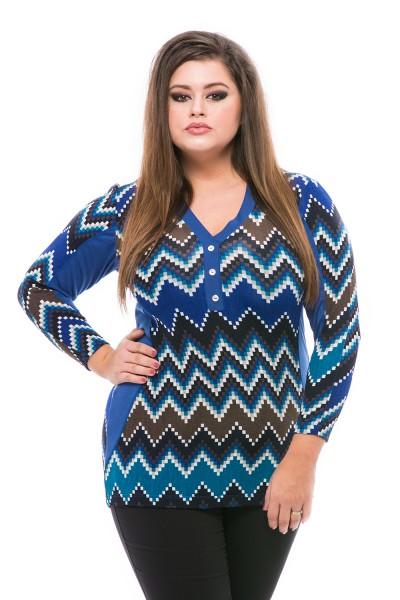 bluza moderna din tricot