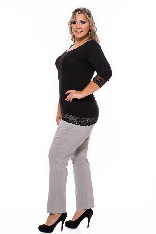 pantaloni de vara, pantaloni elastici colorati, pantaloni marimi mari, pantaloni moderni, pantaloni xxl