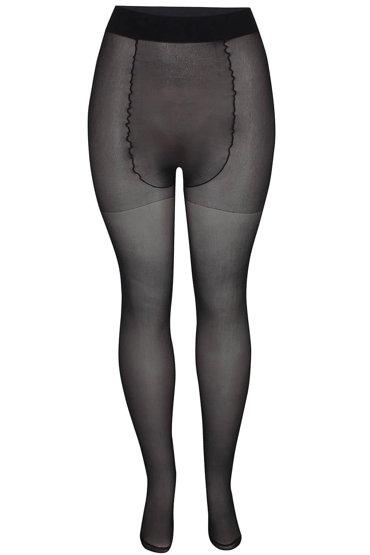 Nadrozmerné pančuchové nohavice