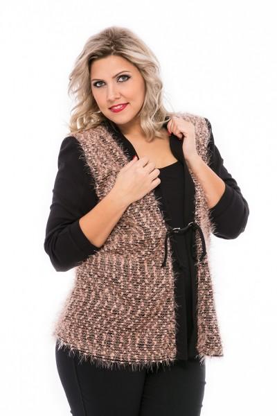 jesenný kabátik pre moletky