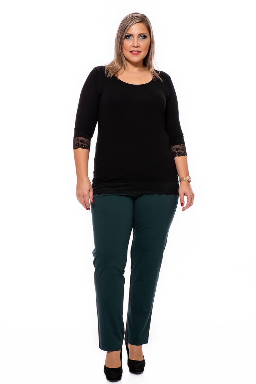 Zöld női nadrág