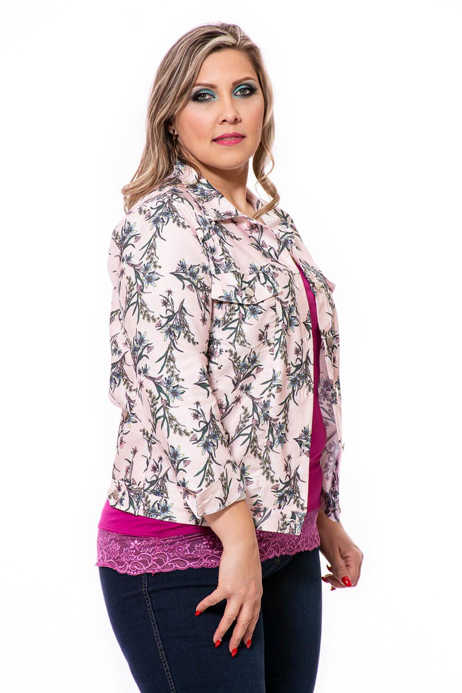 Jacheta Lara model geaca de blugi