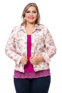 Női divatos dzseki
