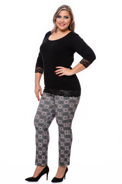 Zsebes női nadrág