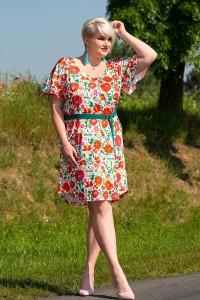 Fiatalos nyári ruha