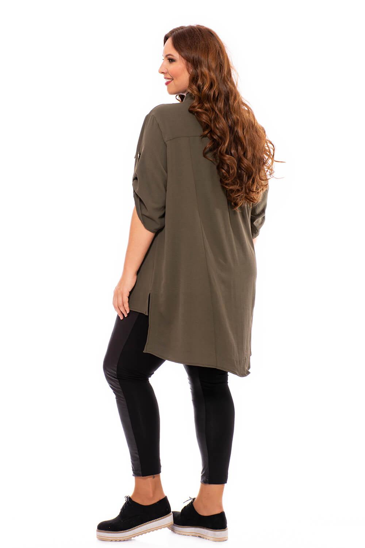 Gombos női ing