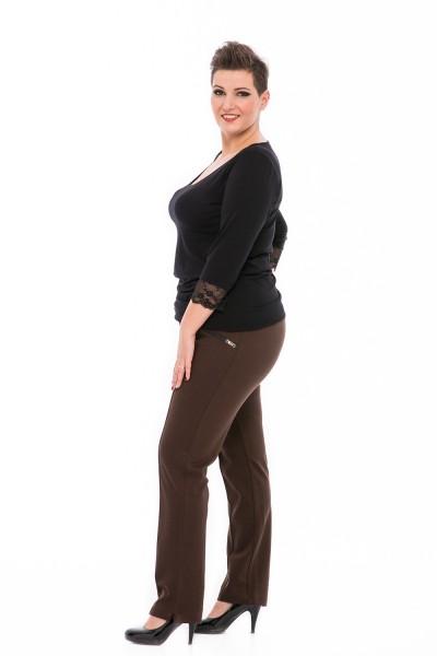 Nagyméretű puha őszi-téli nadrág