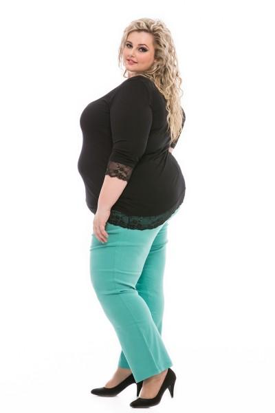 super size nohavice pre moletky