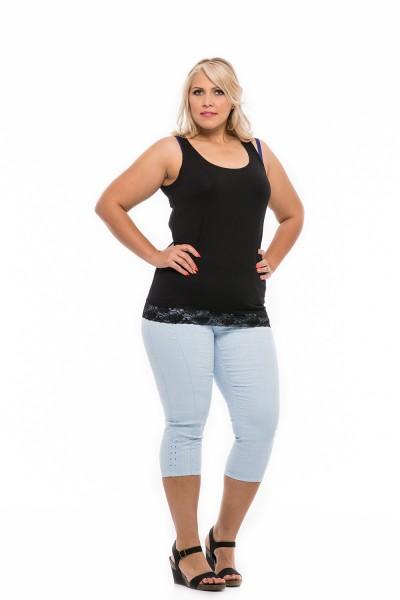 elastické nohavice pre moletky