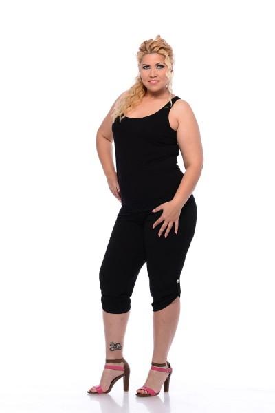 formatartó fekete nadrág moletteknek