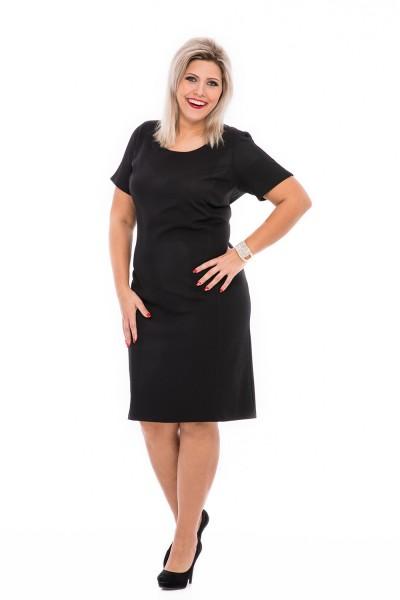 rochie neagra de baza marimi mari