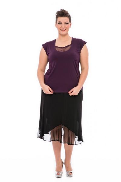 1fab1dab66 tylová sukňa pre moletky