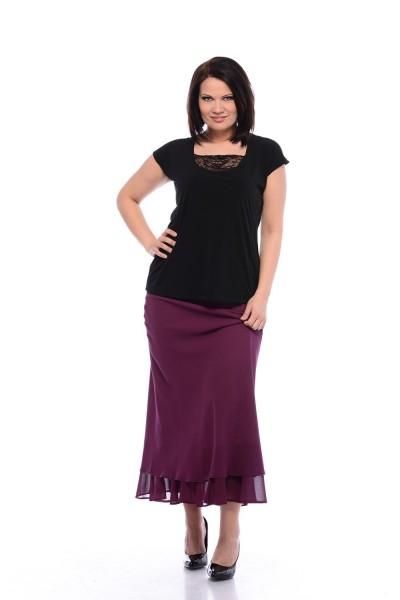 dlhé sukne pre moletky