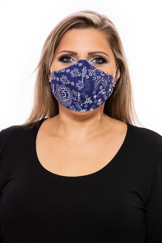 Kék maszk online