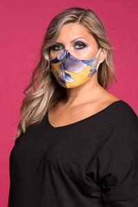 Mintás mosható maszk rendelése