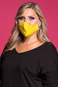 Kivizöld újrafelhasználható maszk rendelés