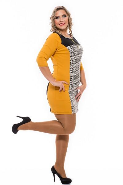 Extra veľkosti, dámske šaty, sexi šaty, príťažlivé dámske šaty, 48 veľkosť