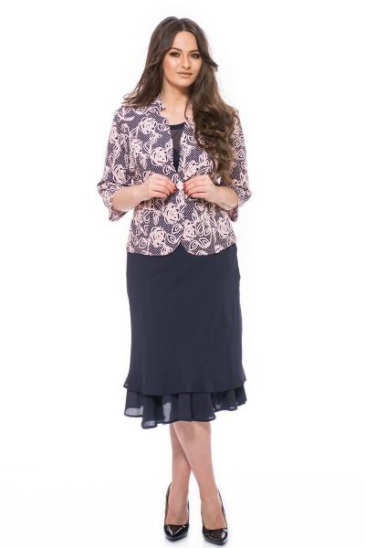 Exclusive ruha, csinos blézer, elegáns öltözet, örömanya ruha .