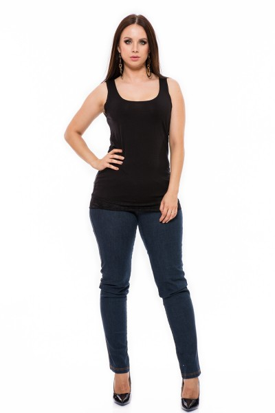 riflové nohavice vnadrozmerných veľkostiach
