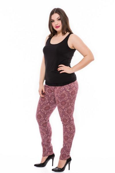 Úzky strih, elastické, pre moletky, so zvýšeným pásom, webshop s dámskymi džínsami.