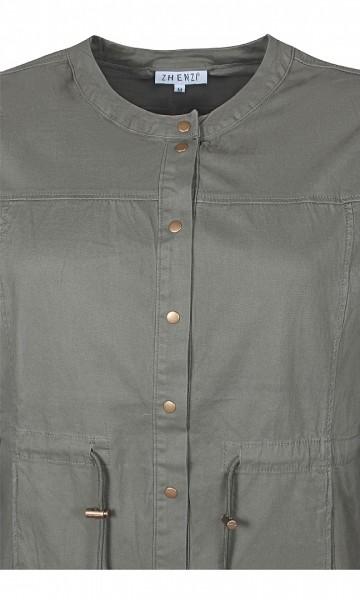 Nagy méretű dzseki, kabát nagy méretben, divatos, fiatalos, xxl divat, átmeneti kabát.