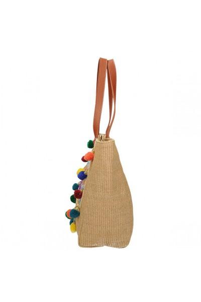 Nyári színes és divatos táska