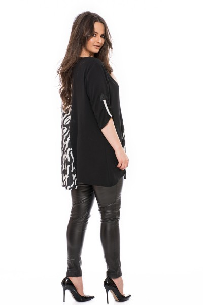 Molett divat, divatos felső, duci divat, ruha webshop, xxl ruha, tavaszi felső.
