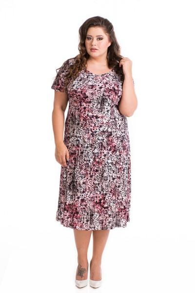 rochie eleganta pentru plinute