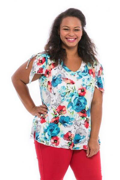 bluza de vara pentru plinute