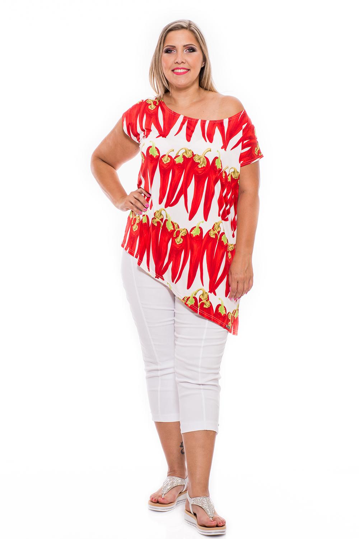 Nyári felső, molett divat, ruha webshop, ruha online, xxl divat.