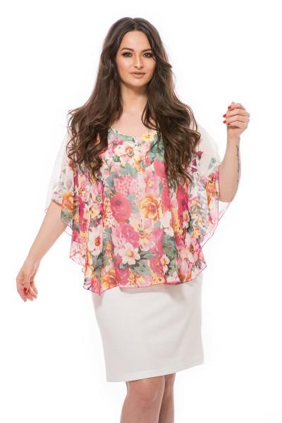 Ruha nagy méretben, örömanya ruha, elegáns öltözet, ruha webshop, xxl divat.