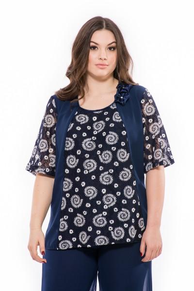 Egyedi alkalmi felső csipkével, nagy méretben, online, örömanya öltözet, esküvöi divat, elegáns öltözet.